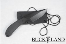Buckland Midnight Neck Knife (WEBSITE EXCLUSIVE)